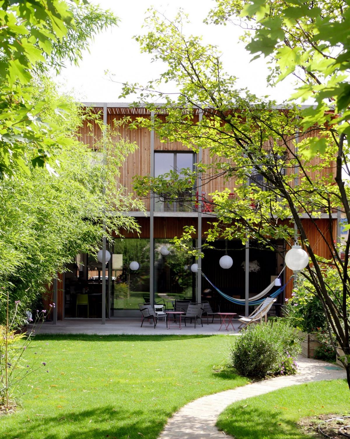Maison ossature bois : SLAB_SUR_07