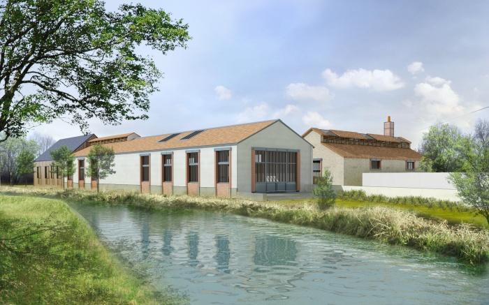 Logements sociaux  Montargis + villas de standing