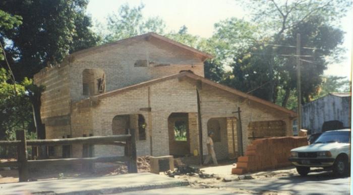 Villa CHAVEZ : Volumétrie sur le terrain