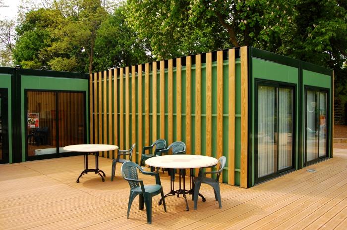 Club House de Tennis : Bry sur Marne 03