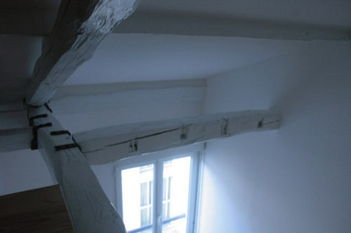 Renovation studio Paris
