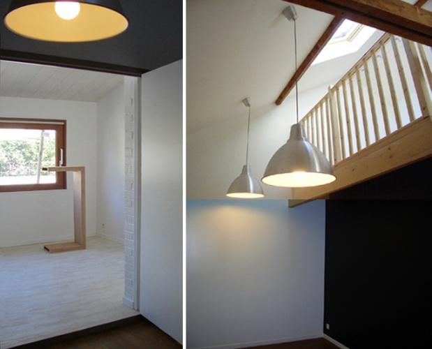 Extension d'une maison de ville, Sartrouville (78) : 5-12-2010-SAR intérieur 1