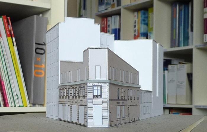 Restructuration et surélévation d'un immeuble de logements, Paris XXe : image_projet_mini_29595