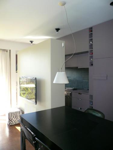 Restructuration d'un appartement, Paris XIIIe
