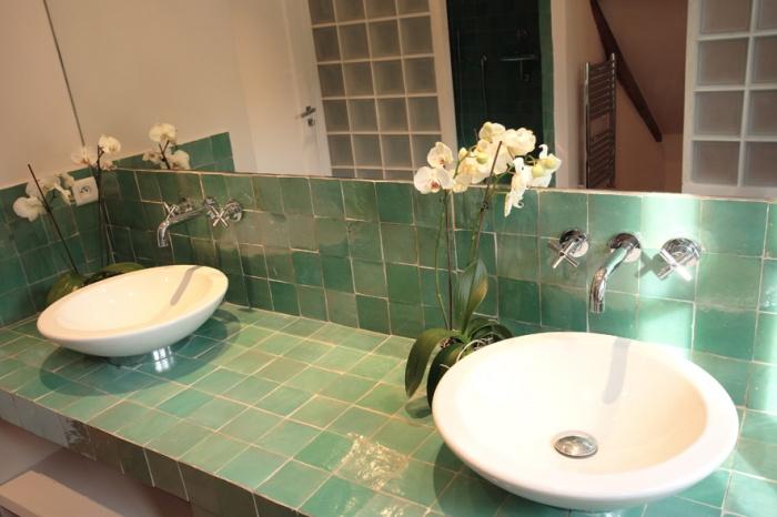 Villa de Maîstre : salle de bain