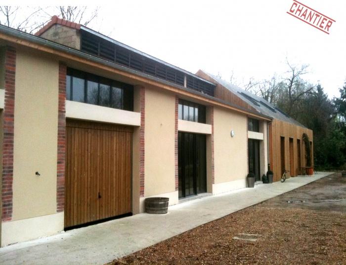 Logements sociaux  Montargis + villas de standing : plaquette Photo 6 log soc