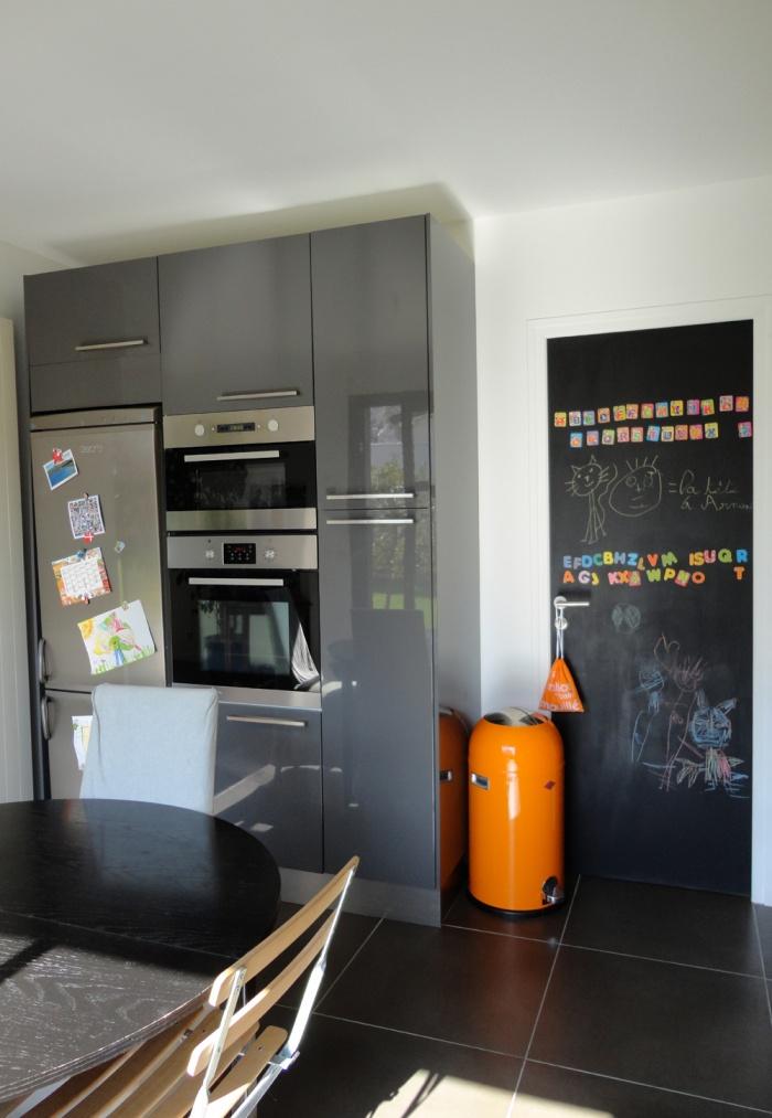 Extension et restructuration d'une maison de ville, Bois Colombes : 8-Bois Colombes-cuisine 2.jpg