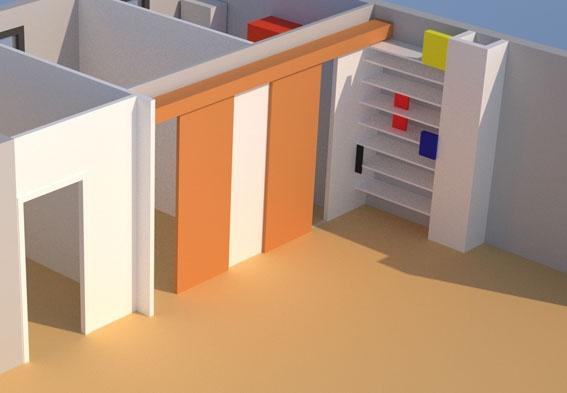 Esquisse d'une cuisine et aménagement du salon : image_projet_mini_37911
