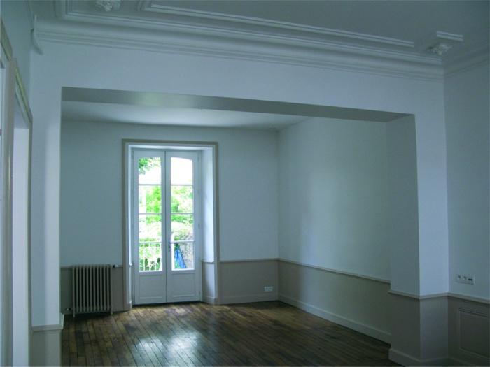 Réhabilitation d'une maison individuelle