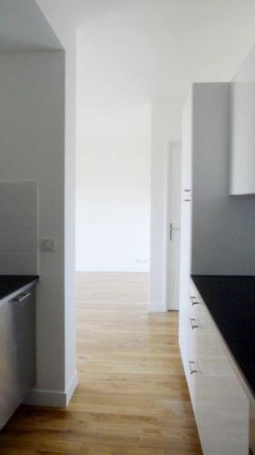 Appartement privé rue de Crimée : Dans la cuisine