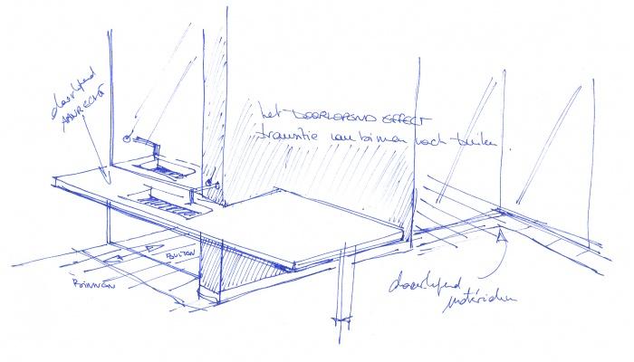Extension d'une maison individuelle : cuisine extérieure