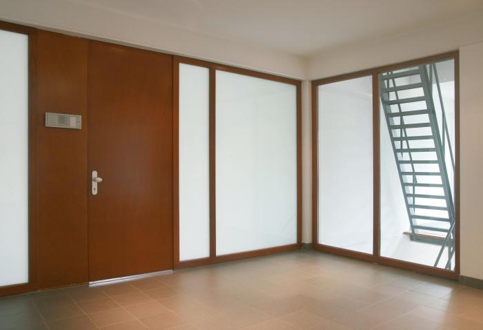 Rénovation d'un entrepôt en pépinière d'entreprise : 1er étage