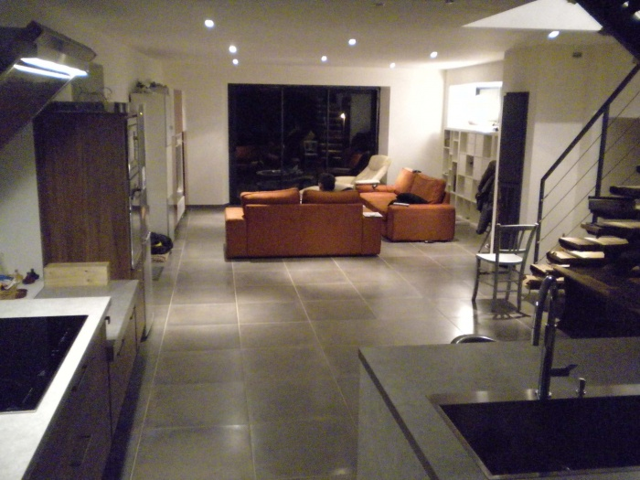 transformation d 39 une grange en habitation bretteville une r alisation de francois hamet. Black Bedroom Furniture Sets. Home Design Ideas