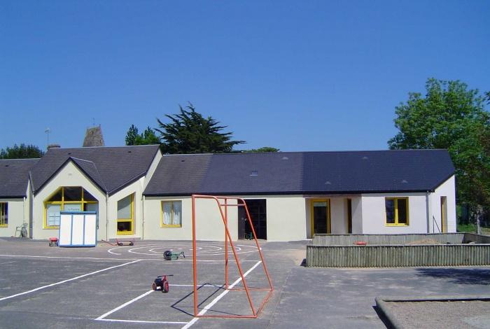 CONSTRUCTION D'une annexe à l'école municIPALE de denneville