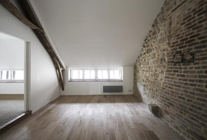la carneille son histoire am nagement d une ancienne. Black Bedroom Furniture Sets. Home Design Ideas