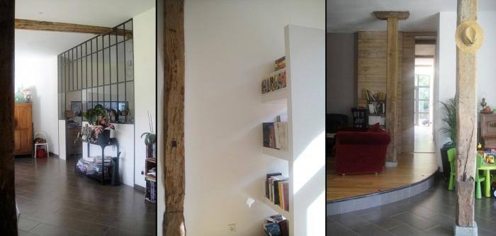 Rénovation d'une loge - Projet B+H : 4- Aménagement intérieur style atelier d\'artiste 53.jpg
