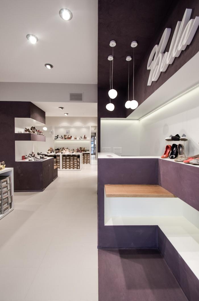 Boutique de chaussures : Boutique de chaussures 02