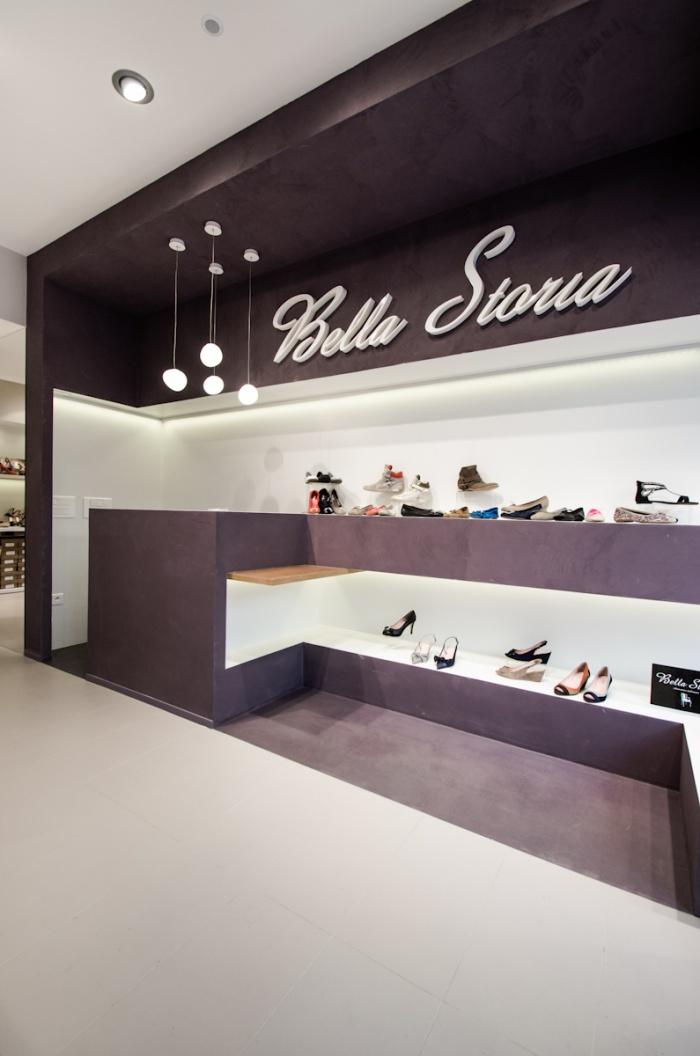 Boutique de chaussures : Boutique de chaussures 06
