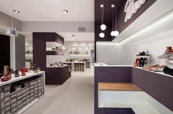 Boutique de chaussures : Boutique de chaussures 07
