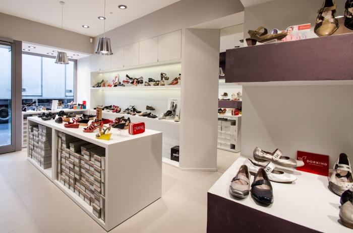 Boutique de chaussures : Boutique de chaussures 09