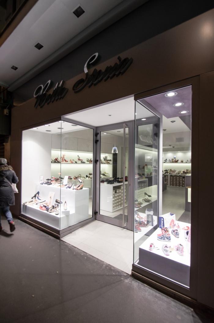 Boutique de chaussures : Boutique de chaussures 16