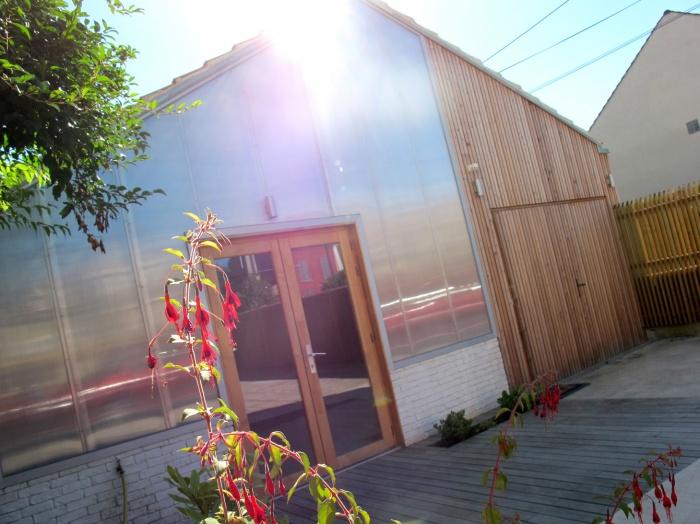Une maison d'artistes : fred14