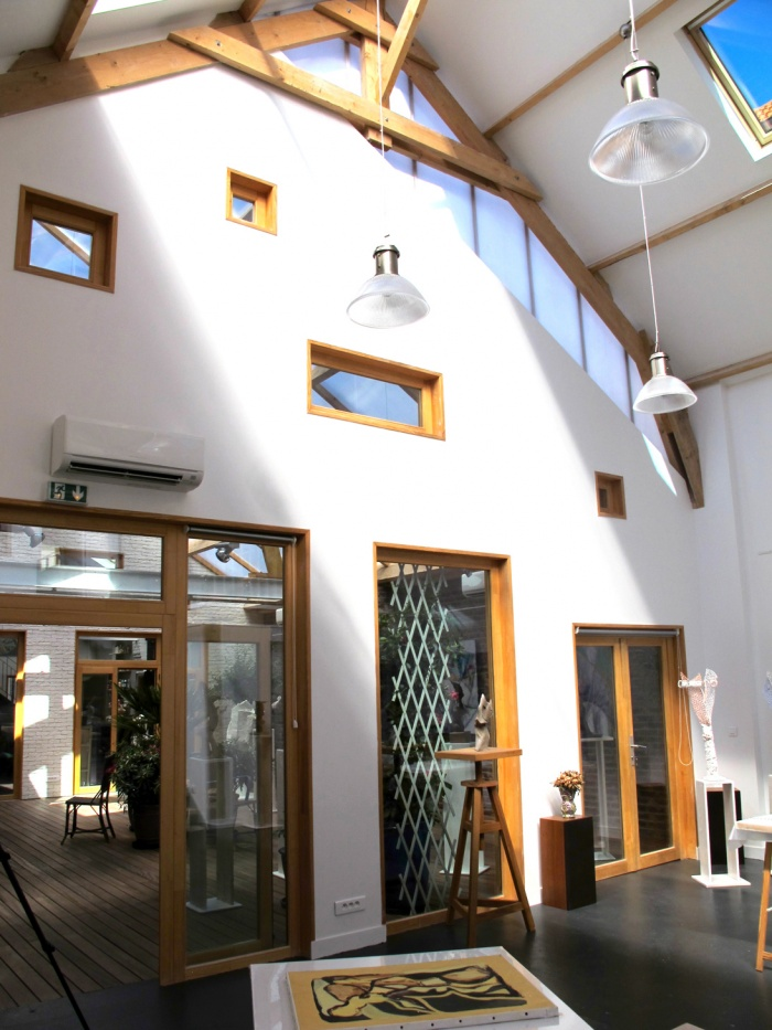 Une maison d'artistes : fred11
