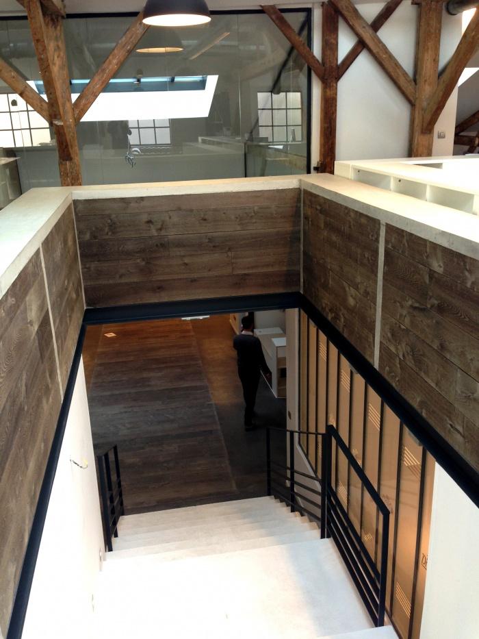 Aménagent du nouveau siège social d'une agence de Design Global : Photo 195