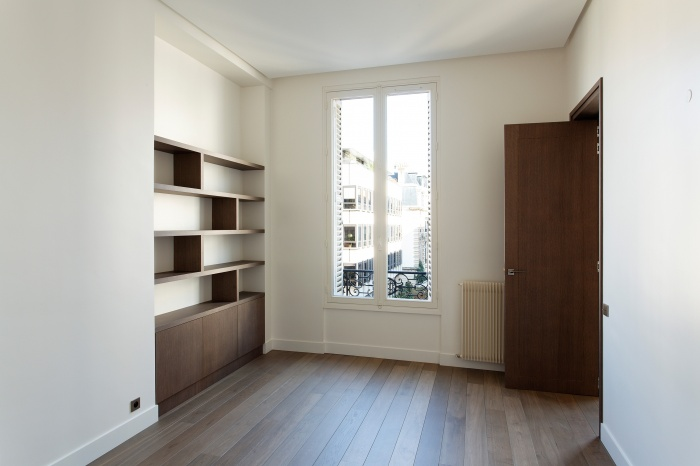 Appartement Paris VIIe : chambre