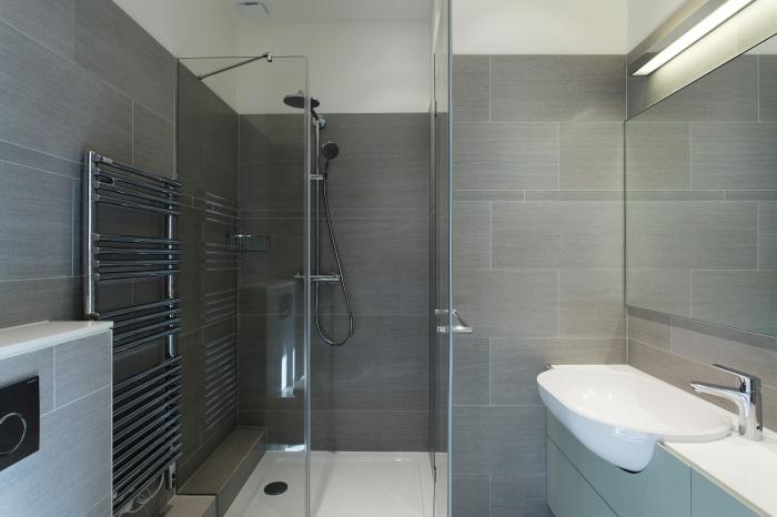 Appartement Paris VIIe : Salle d'eau 2