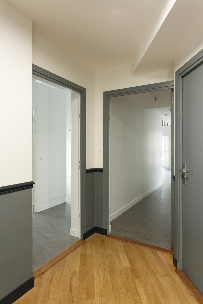Restructuration et surélévation d'un immeuble de logements, Paris XXe : Gambetta_102 site.jpg