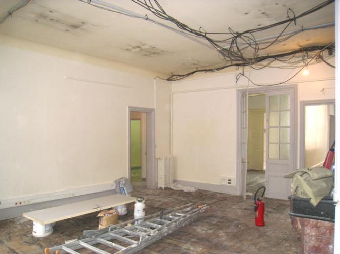Aménagement de bureaux : Avant travaux 8