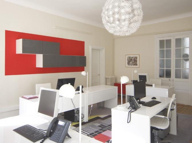 Aménagement de bureaux : Après travaux 2