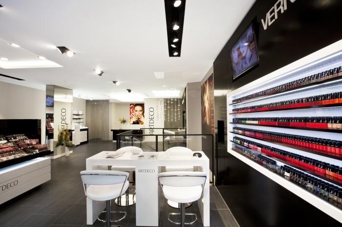 Boutique ARTDECO COSMETICS : La boutique 1
