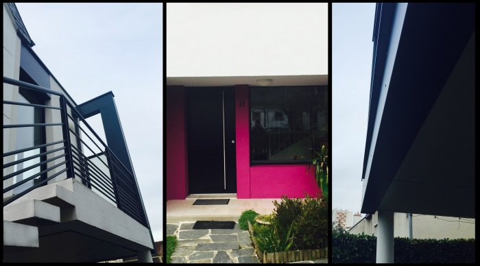 Extension - Projet R : 7- Extension rénovation maison rennes maison 35 architecte rennes architecte 35 bretagne lise roturier