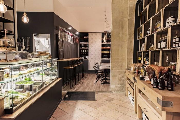 Restaurant_Chéri Charlot et épicerie fine Paris 9e : _EDN0796_DxO