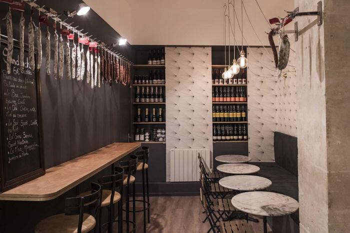 Restaurant_Chéri Charlot et épicerie fine Paris 9e : _EDN0768