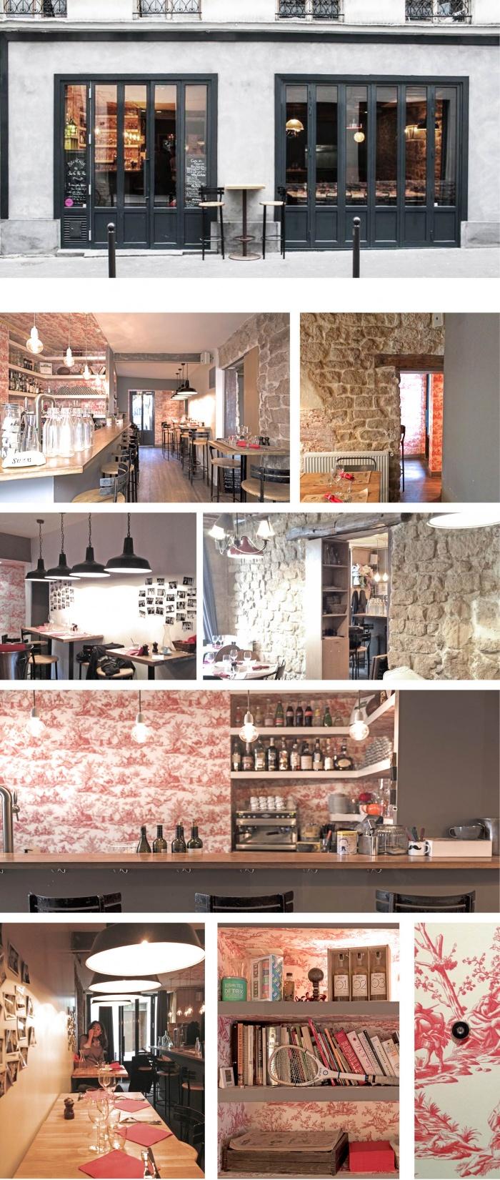 Restaurant_Pas Vu Pas Pris Paris 9e