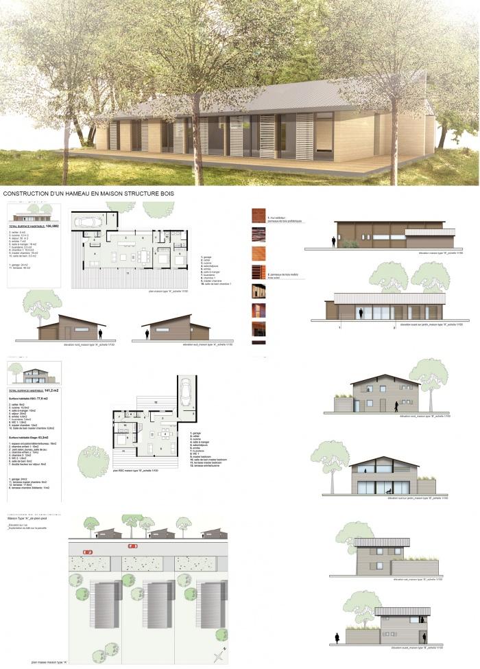 Maison L_ossature bois : dccp-architecte_hameau-linxe