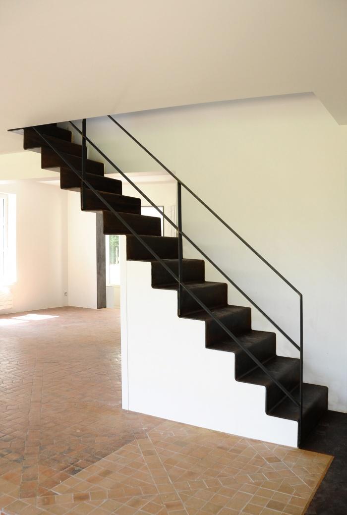 Réhabilitation d'une résidence secondaire : Renovation Maison Sologne M2 - 5.jpg