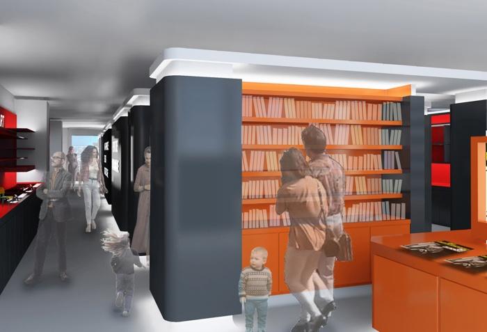 F 06 - Librairie Beaubourg : F06 2