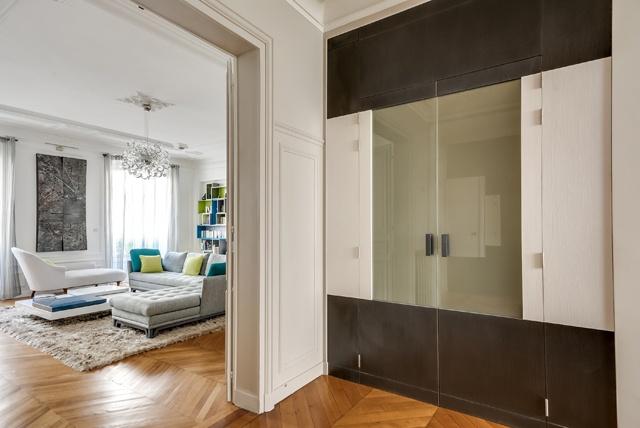 Appartement Paris 9 : Poissonnières-entrée.jpg