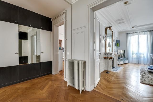 Appartement Paris 9 : Poissonnières-entrée2.jpg