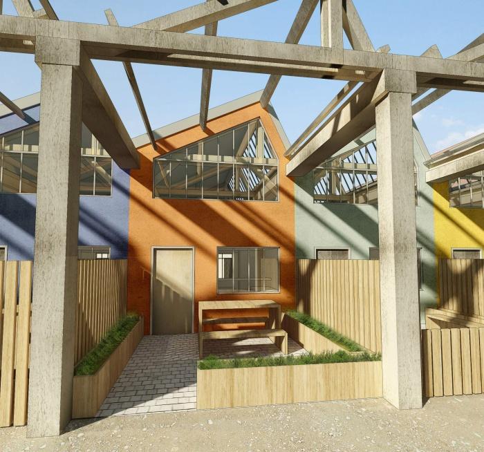 Logements sociaux  Montargis + villas de standing : image_projet_mini_8730