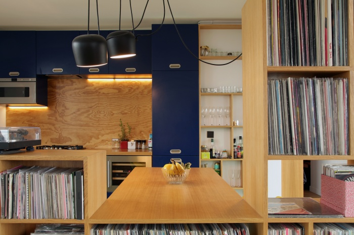 Rénovation d'un appartement de 105m2-Paris 11ème : BBD_F_3681