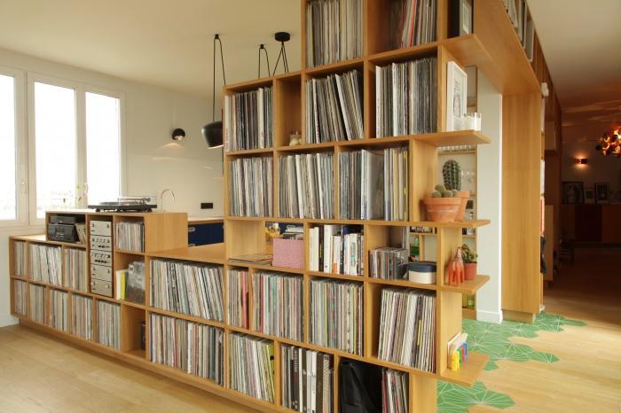 Rénovation d'un appartement de 105m2-Paris 11ème : BBD_3747