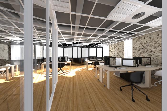 Woodwork / Rénovation de bureaux : woodwork02 copie