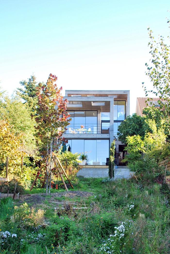 Création d'une maison et atelier d'artiste - Rosny-sous-Bois