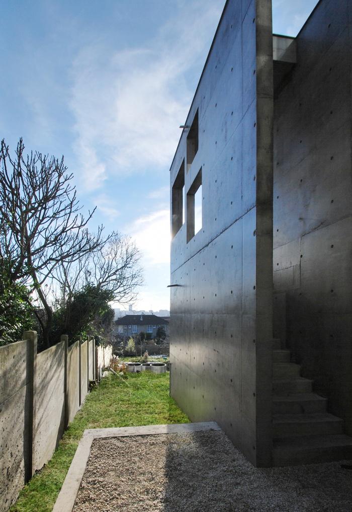 Création d'une maison et atelier d'artiste - Rosny-sous-Bois : 06