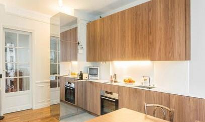 Rénovation d'appartements parisiens